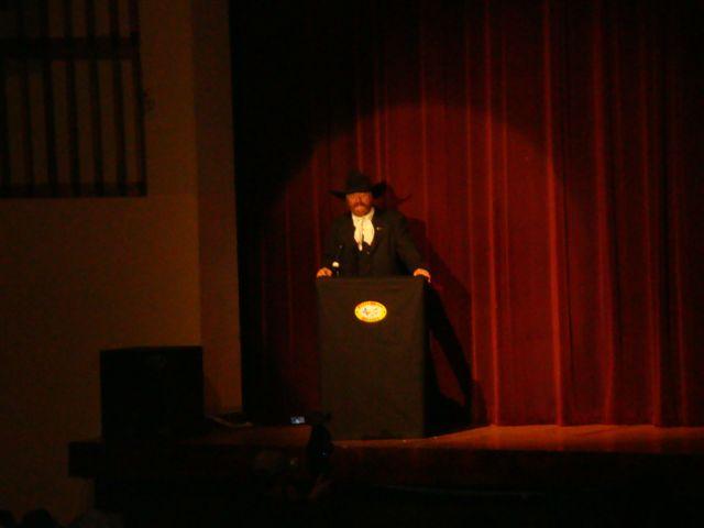 TMA Host, Michael Martin Murphey